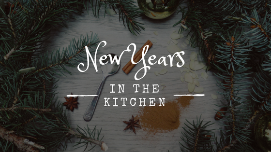 New Year's Resolutions for the Kitchen