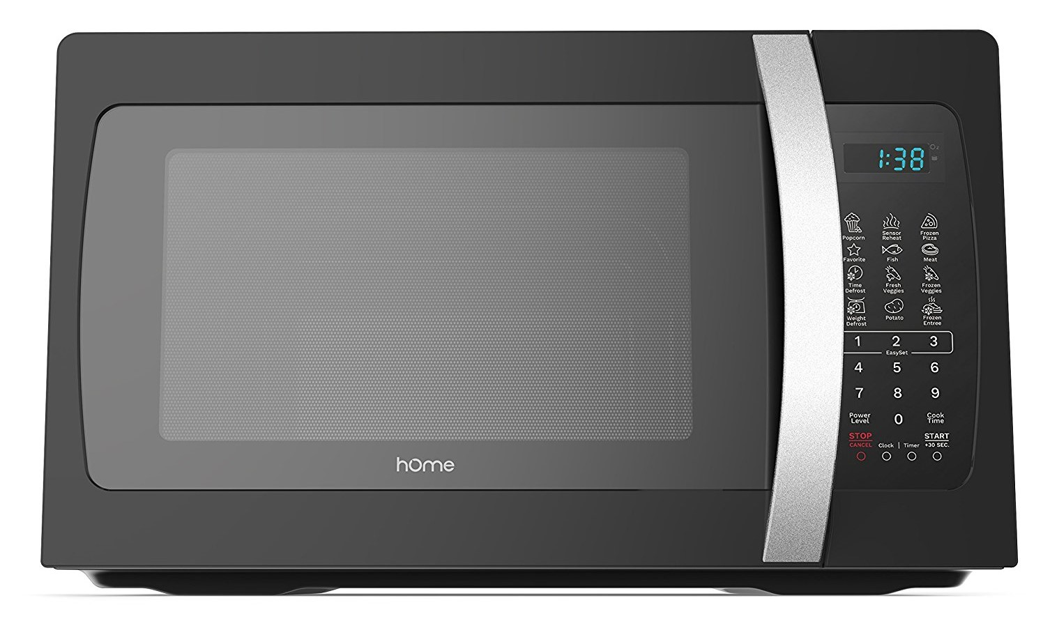 Runner Up Homelabs 1050 Watt Countertop Microwave Oven