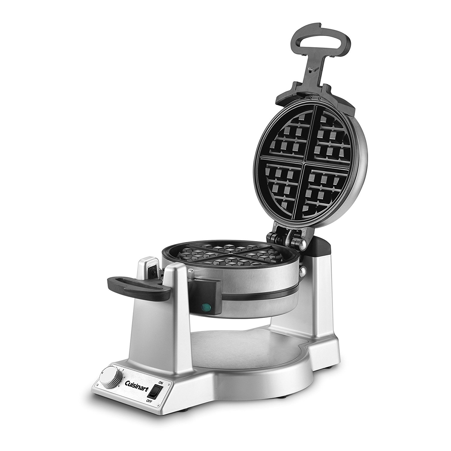 Cuisinart Double Belgian Waffle Maker Review The Kitchen