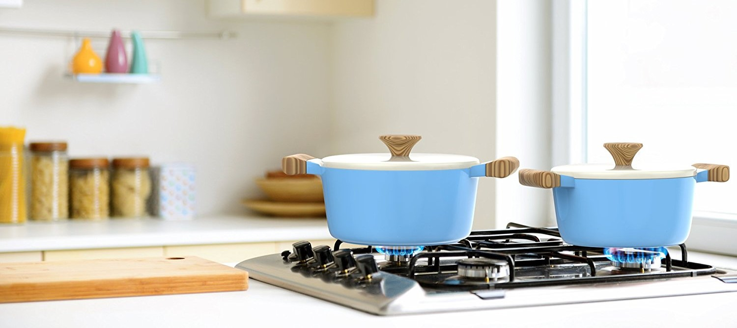 Vremi 8-Piece Ceramic Cookware Set Review