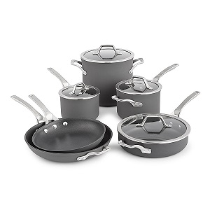 Calphalon Signature Nonstick Cookware 10-Piece Set Review