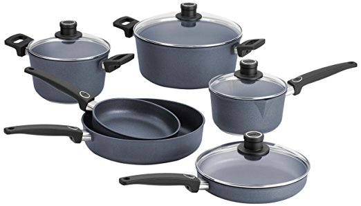 Woll Diamond Plus/Diamond Lite 10-Piece Cookware Set Review