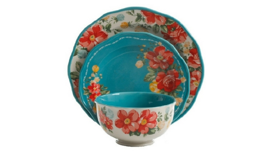 Ree Drummond aka the Pioneer Woman is known for vibrant colors and whimsical patterns and her dinnerware sets are no exception. This 12-piece set offers ...  sc 1 st  The Kitchen Witches & Best Whimsical Unique u0026 Fun Dinnerware - The Kitchen Witches