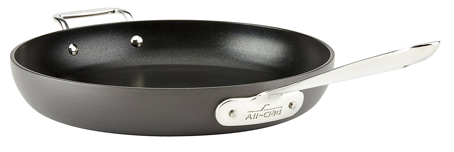 All-Clad Hard Andonized Nonstick Skillet: A Hands-On Review