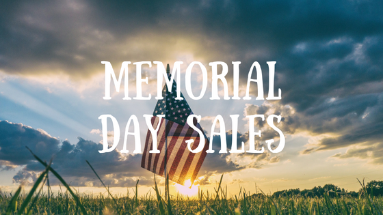 Memorial Day Sales for the Kitchen & Grill