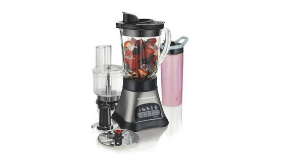 Hamilton Beach Wave Crusher Blender Review