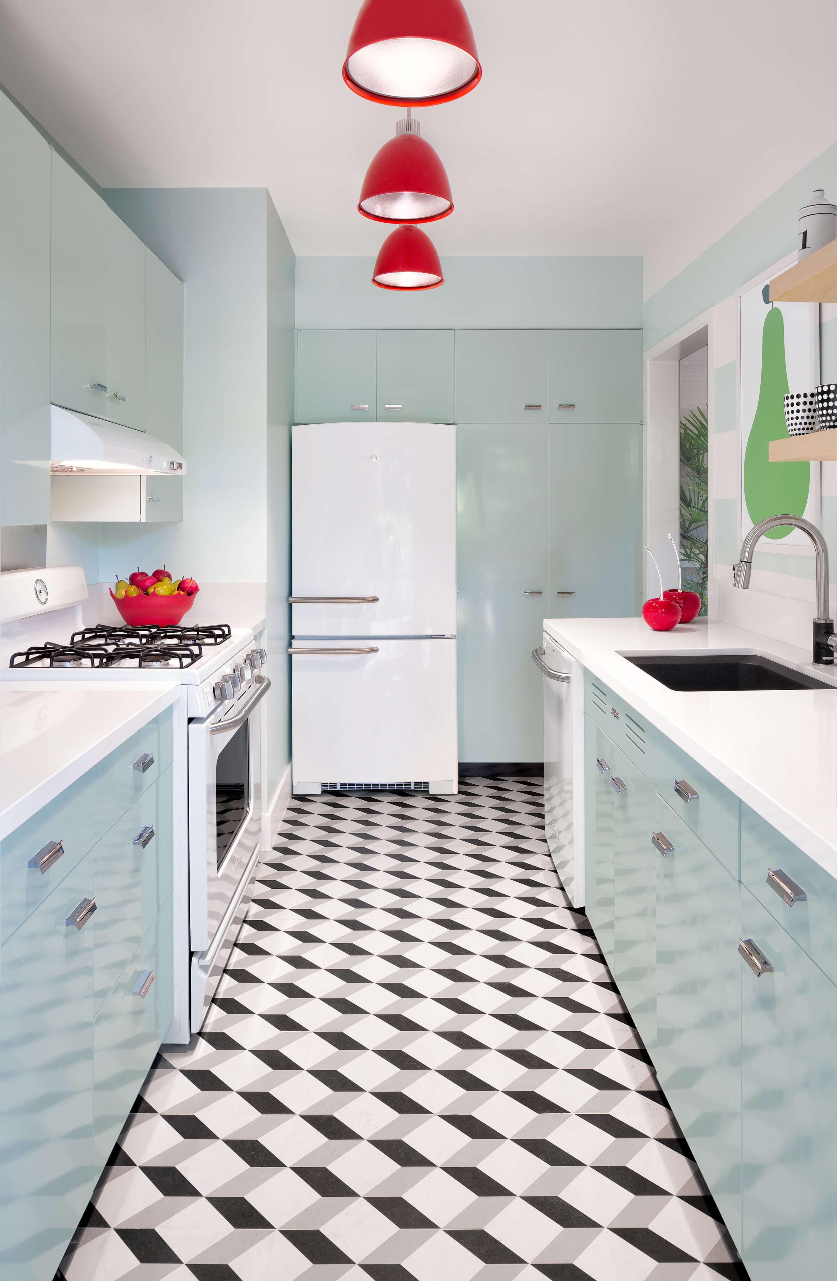 Mid-Century Modern Kitchen Decor Ideas - The Kitchen Witches