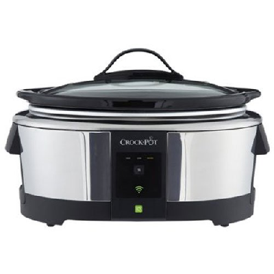 Crock-Pot 6-Quart WeMo Wi-Fi Enabled Slow Cooker Review