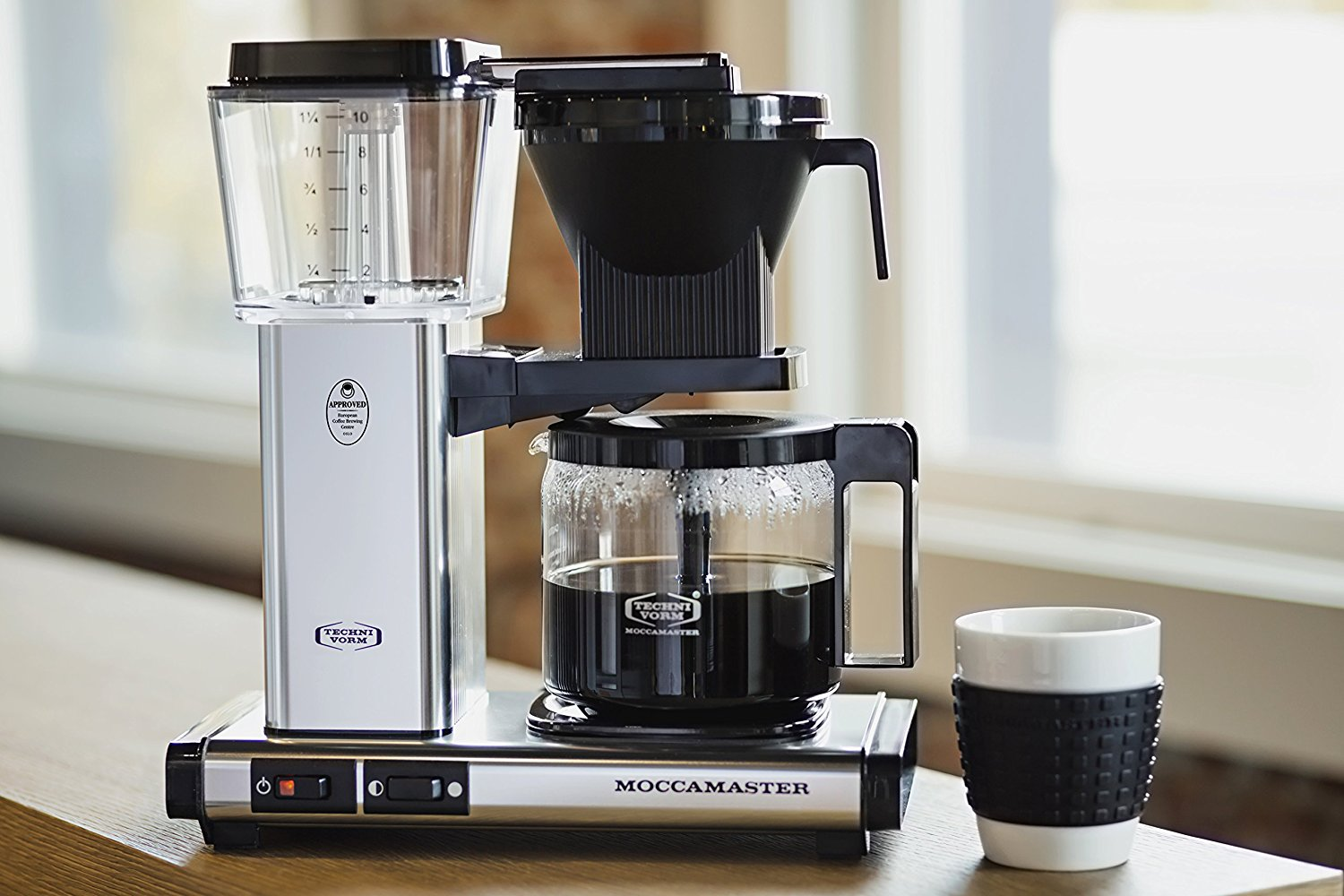 Technivorm Moccamaster: Best Drip Coffee Maker for Coffee Snobs