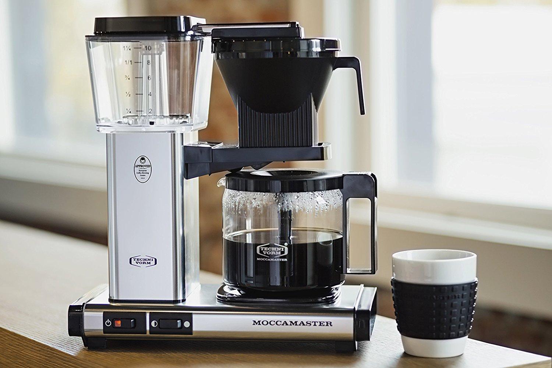 moccamaster drip coffee maker