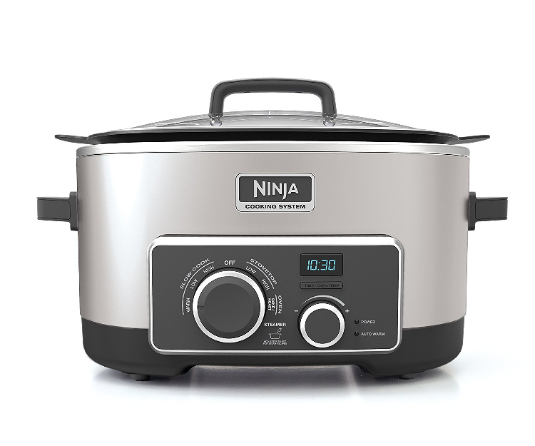 Ninja 4-in-1 Cooking System Review