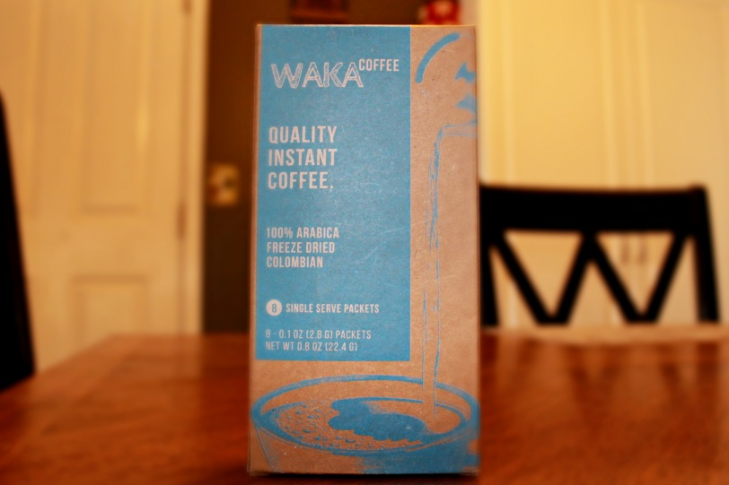 Waka Instant Coffee Review The Kitchen Witches