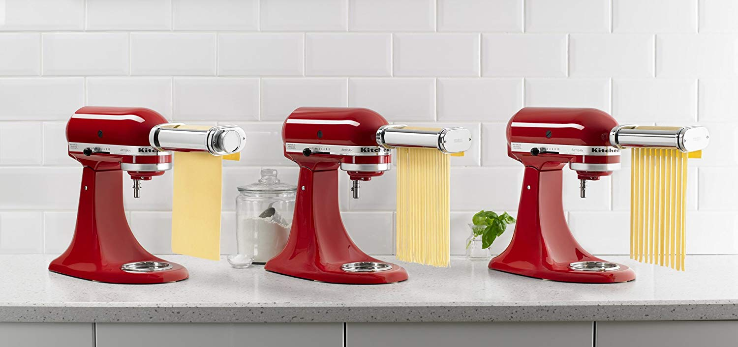 Must-Have KitchenAid Mixer Attachments - The Kitchen Witches